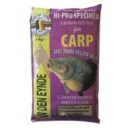 Hi Pro Carp Geel 1 kg.