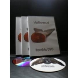 DVD Rondvis fileren van Visfileren.nl
